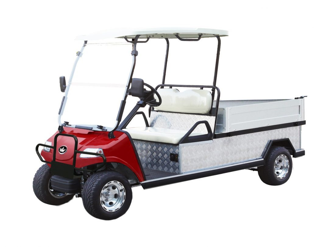 Evolution Turfman 500 Golf Cart
